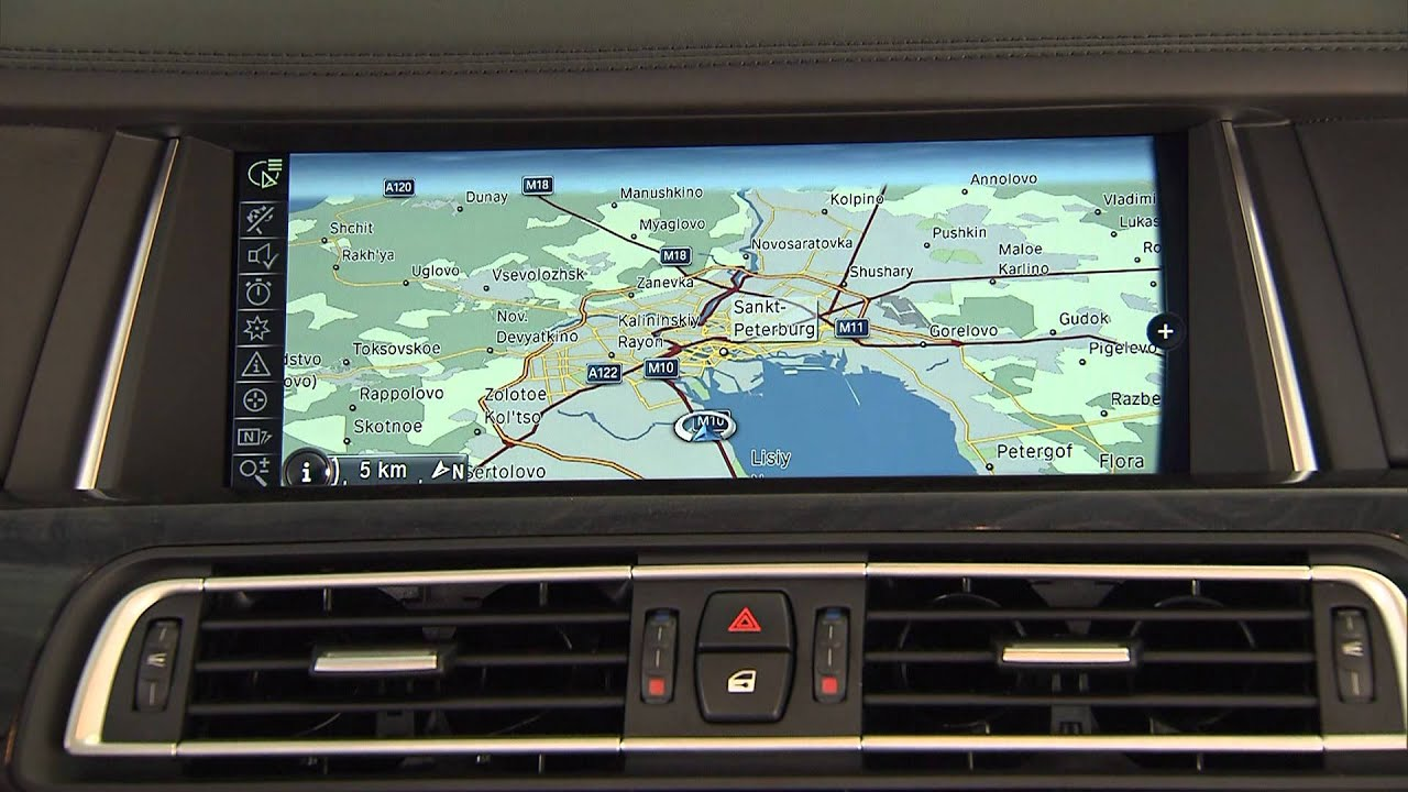 2013 bmw 7 series navigation system youtube. Black Bedroom Furniture Sets. Home Design Ideas