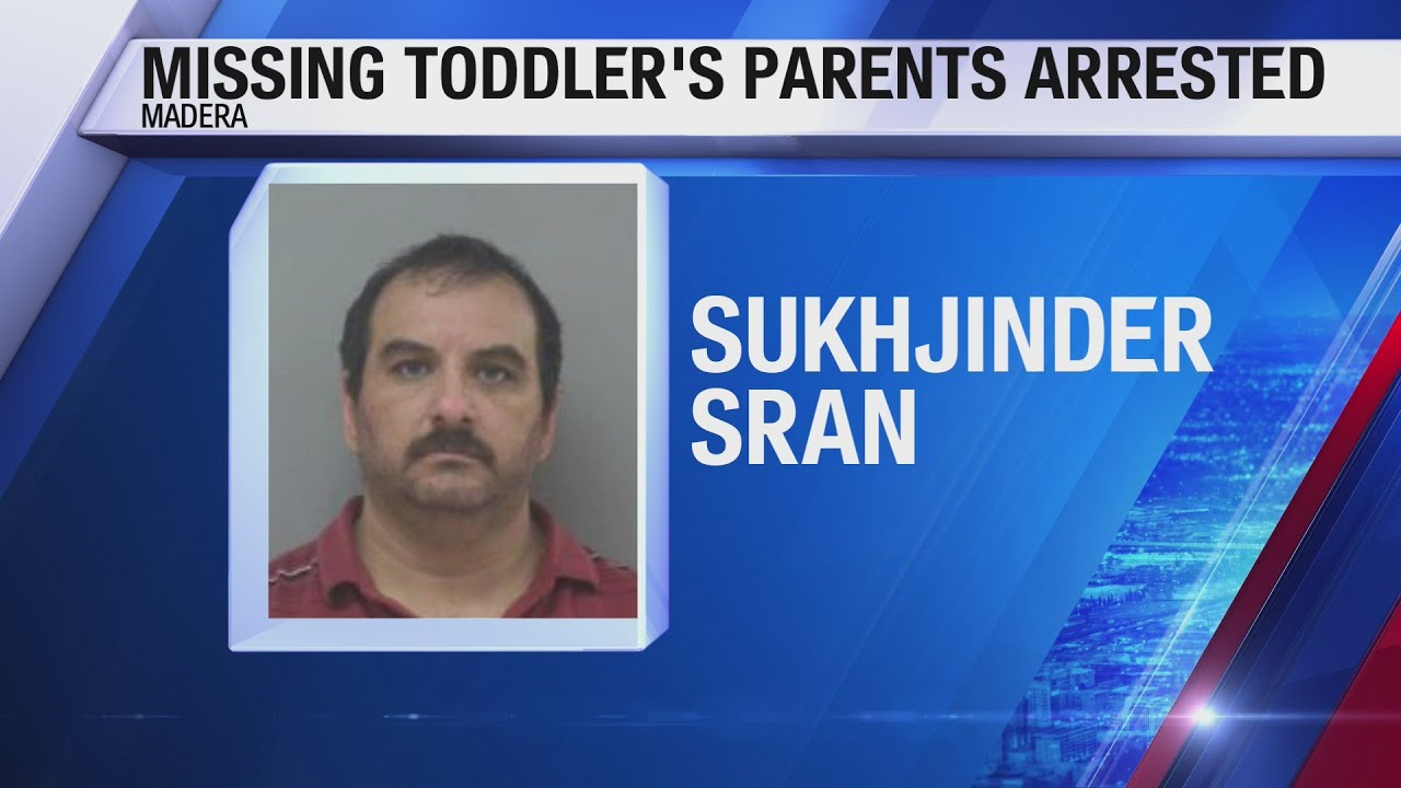 Family of Thaddeus Sran shocked after his parents are arrested, charged with the child's murder