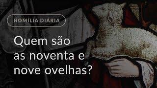 Quem são as noventa e nove ovelhas? (Homilia Diária.1339: Terça-feira da 2.ª Semana do Advento) thumbnail