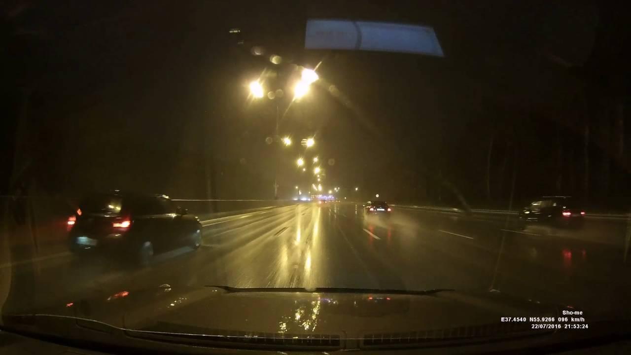 Видеорегистратор Sho-Me A7 GPS/Глонасс (ночь) - YouTube