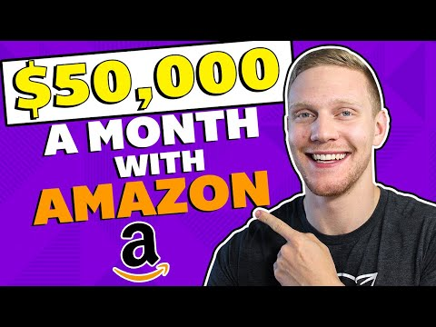 How To Make $50,000 In Sales A Month Amazon Dropshipping In 2020 thumbnail