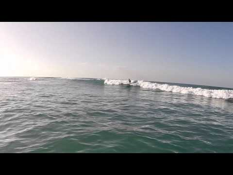 Surfing the S.I.C. Recon-10 SUP Board