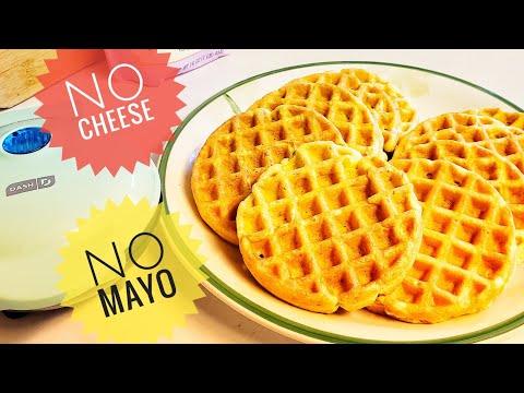 best-keto-chaffles-no-cheese-no-mayo- -keto-bread-chaffles