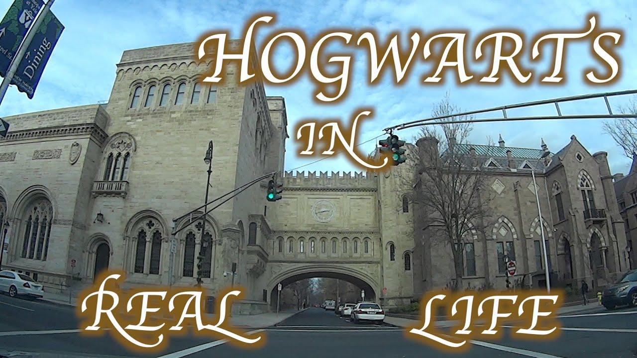 Visiting Hogwarts In Real Life