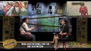 Foto ekskluzive të Bleona Matës në Angli Një maqedonas I kërkon nënës 20 mije euro që t 39 ja kthejë