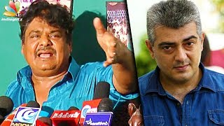 Ajith would've NEVER said that about Natchathira Kalai Vizha : Mansoor Ali Khan Speech