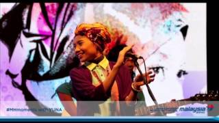 #MHmoments with Yuna - @yunamusic performance