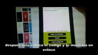 Instalar aplicaciones escaneando el código QR en Nokia N9