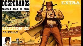EXTRA-Desperados Wanted dead or alive-Mission 21-Mia l'empoisonneuse HD FR