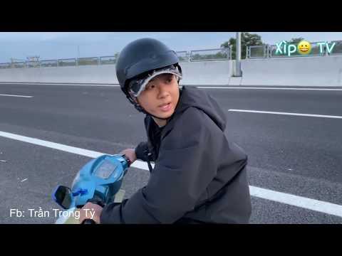 [xipo vlog 21] xipo zin chạy tốc độ bao nhiêu ? Xipo xanh