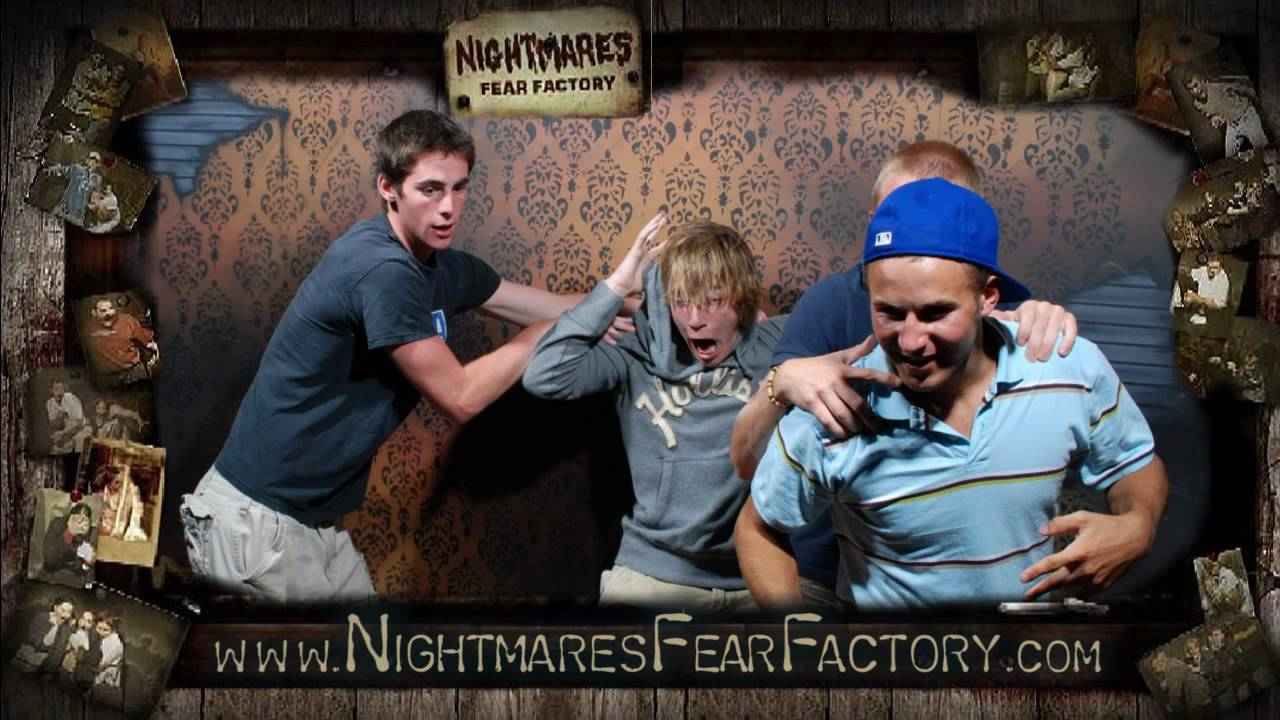 nightmares fear factory niagara falls canada not just a ghost tour aug 03 09 youtube. Black Bedroom Furniture Sets. Home Design Ideas