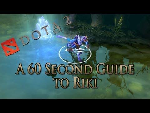 Riki Dota 2 Hero Guides On Dotafire