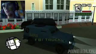 Gta San Andreas multijugador minigameplay