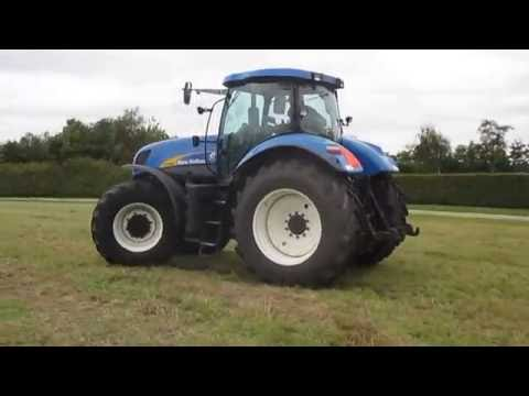 New Holland T7050 Power Command Economy