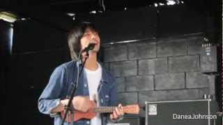 Shugo Tokumaru SXSW 2013 Live Cover Video Killed the Radio Star Austin, Texas トクマルシューゴ