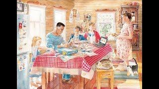 Много или мало детей в семье