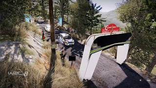 WRC 8 - Deep Playthough 3 - Career PC 4k 60fps Max Gfx Zero Assists Zero HUD Gameplay Walkthrough