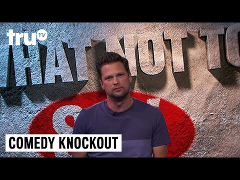 Comedy Knockout - What Not to Say: Hanging Out by the Microwave