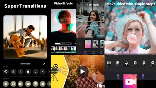 Video Maker of Photos with Music & Video Editor | Filmigo Like Camtasia Editor screenshot 5