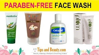 8 Best Paraben Free Face Wash in India