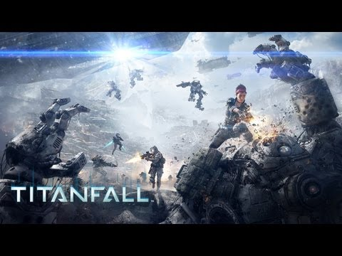 Titanfall behind-the-scenes video discusses two types of gameplay and agile giant robots