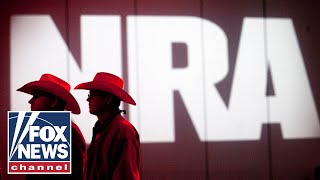NRA declares bankruptcy, plans move from New York to Texas