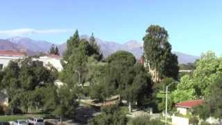 Beautiful Southern California Campus: Pomona College