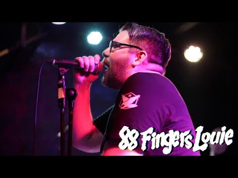 88  FINGERS LOUIE -  All The Right Words @Rocksound, Barcelona mp3