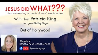 Jesus Did WHAT??? Strait out of Hollywood // Patricia King