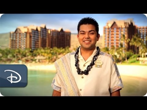 Hawaiian Word of the Week: makua kāne | Aulani, A Disney Resort & Spa