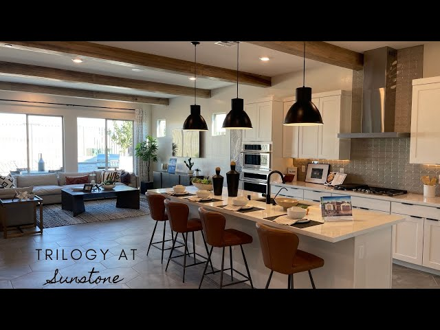 Trilogy at Sunstone by Shea Homes | Modern Single Story Homes For Sale Las Vegas | $580k+, 2,579sf