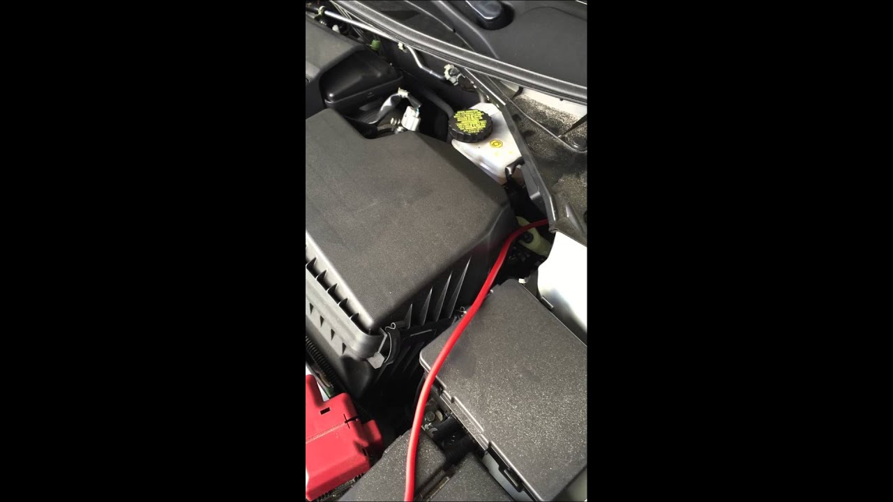 2014 Nissan Altima Power Amp Cable Routing