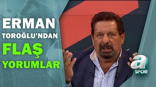 Erman Toroğlundan Galatasaray Kadrosuna Övgü Deve Dişi Gibi Adamlar / Takım Oyunu Full Bölüm