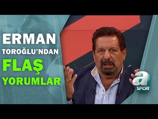 """Erman Toroğlu'ndan Galatasaray Kadrosuna Övgü: """"Deve Dişi Gibi Adamlar"""" / Takım Oyunu Full Bölüm"""