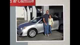 Jerold & Camille / DCH TOYOTA OF OXNARD