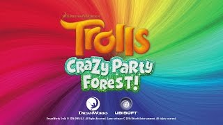 Trolls: Crazy Party Forest! -- Promo Trailer
