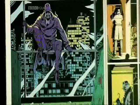 Alan Moore on Steve Ditko on Rorschach