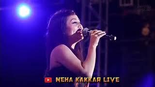 Download mohabbat barsa dena tu sawan aaya hai    NEHA KAKKAR    LIVE CONCERT