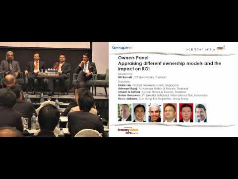 Appraising different hotel ownership models and impact on ROI