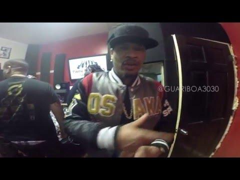 01.13.2016 DJ C-LO & GUARIBOA AT TWN STUDIOS