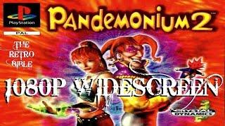 PANDEMONIUM 2 CUTSCENES 1080P