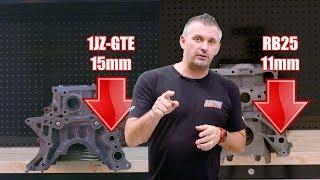 RB25 vs 1JZ Battle of the 2.5 engine blocks - Platinum Tech
