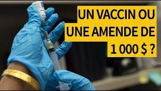 New York rend la vaccination obligatoire contre la rougeole | AFP News