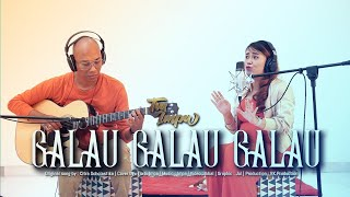 GALAU GALAU GALAU - CITRA SCHOLASTIKA | COVER by TIA IMPA #QUARANTUNES LIVE RECORD