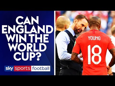 Can England win the World Cup? | Ashley Young & Eric Dier speak ahead of Croatia v England