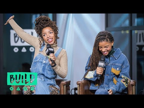 Chloe x Halle Chat About Grown-ish