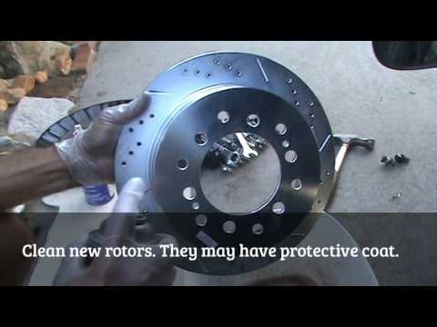 changing-rotors-and-brake-pads-toyota-4runner-2008-(part-1)