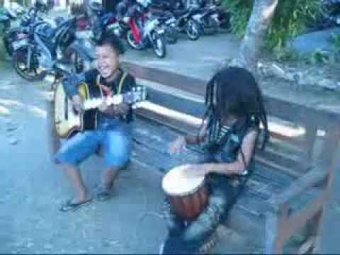 Ponk rasta lagu reggae ciptaan anak bangsa