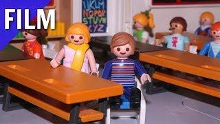 Playmobil Film deutsch Die erste Schulstunde 🏫 Einschulung  Spielzeug Kinderfilm