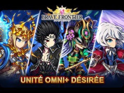 Brave frontier unitée désire